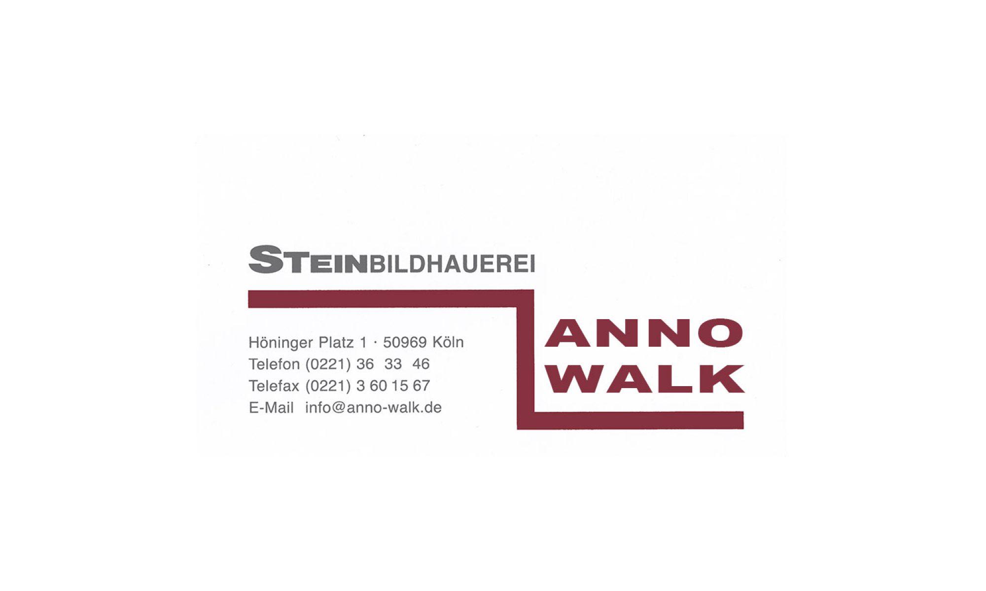 Anno Walk - Steinbildhauerei